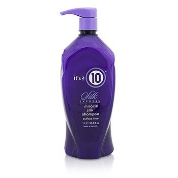 Купить Silk Express Miracle Silk Шампунь 1000ml/33.8oz, It's A 10