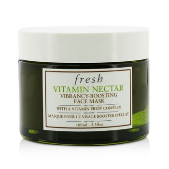 Fresh Vitamin Nectar Vibrancy-Boosting Face Mask 100ml/3.3oz