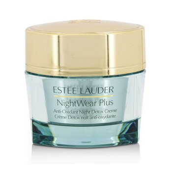 Estee Lauder NightWear Plus Anti-Oxidant Night Detox Creme 50ml|1.7oz
