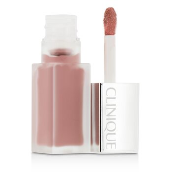 Clinique 6ml/0.2oz Pop Liquid Matte Lip Colour + Primer - # 01 Cake Pop 6ml/0.2oz