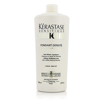 Купить Densifique Fondant Densite Кондиционер для Густоты Волос (для Редеющих Волос) 1000ml/34oz, Kerastase