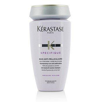 Купить Specifique Bain Anti-Pelliculaire Anti-Dandruff Solution Shampoo (Dandruff-Prone Oily or Dry Hair) 250ml/8.5oz, Kerastase