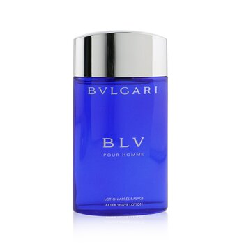 Bvlgari Blv After Shave Lotion (New Packaging) 100ml/3.4oz  men