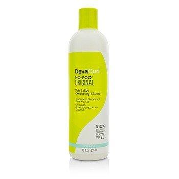 Купить No-Poo Original (Непенящийся Очищающий Кондиционер - для Кудрявых Волос) 355ml/12oz, DevaCurl