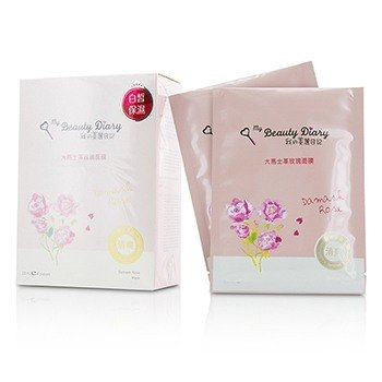 My Beauty Diary Mask - Damask Rose (Lightening & Hydrating) 8pcs