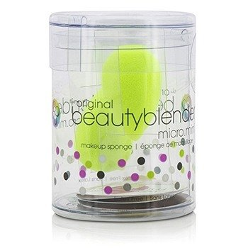 BeautyBlender BeautyBlender Micro Mini Set (2x Mini BeautyBlender) - Green 2pcs