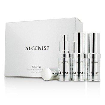 Algenist Catalyst Alguronic Acid Power Treatment 3x10ml/0.3oz