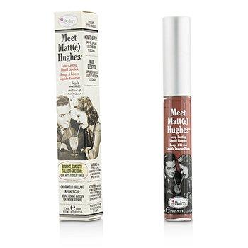 TheBalm Meet Matte Hughes Long Lasting Liquid Lipstick - Sincere 7.4ml/0.25oz