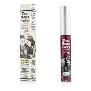 TheBalm Meet Matte Hughes Long Lasting Liquid Lipstick - Dedicated 7.4ml/0.25oz