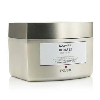 Купить Kerasilk Reconstruct Интенсивная Восстанавливающая Маска (для Поврежденных Волос) 200ml/6.7oz, Goldwell
