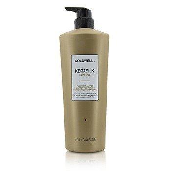 Купить Kerasilk Control Очищающий Шампунь (для Всех Типов Волос) 1000ml/33.8oz, Goldwell