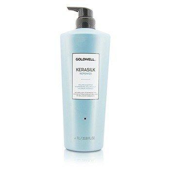 Купить Kerasilk Repower Volume Шампунь для Объема Волос (для Тонких, Плоских Волос) 1000ml/33.8oz, Goldwell