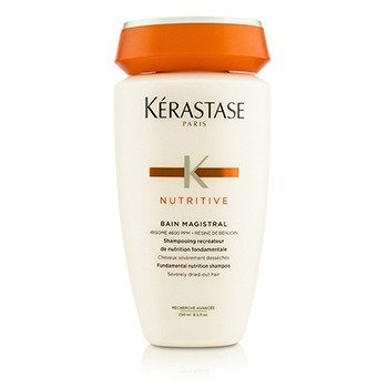 Image of Kerastase Nutritive Bain Magistral Fundamental Nutrition Shampoo (Severely Dried-Out Hair) 250ml/8.5oz