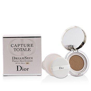 Купить Capture Totale Dreamskin Perfect Skin Основа Кушон SPF 50 с Запасным Блоком - # 020 2x15g/0.5oz, Christian Dior