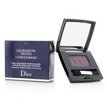 Christian Dior 1.8g/0.06oz Diorshow Mono Lustrous Smoky Saturated Pigment Smoky Eyeshadow - # 184 Temptation 1.8g/0.06oz