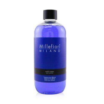 Image of Millefiori Natural Fragrance Diffuser Refill - Cold Water 500ml/16.9oz