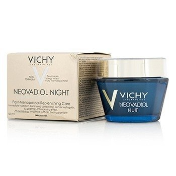 Vichy Neovadiol Night Compensating Complex Post-Menopausal Replensishing Care - For Sensitive Skin 50ml/1.69oz