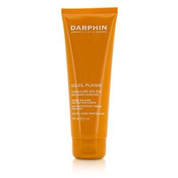 Купить Soleil Plaisir Антивозрастное Солнцезащитное Средство для Тела SPF 30 125ml/4.2oz, Darphin
