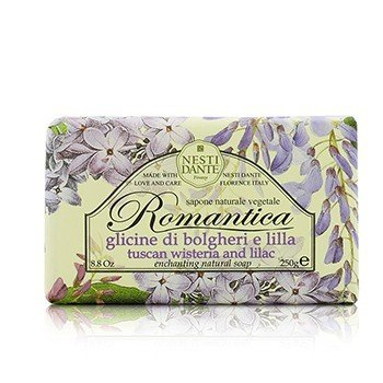 Romantica Enchanting Натуральное Мыло - Тосканская Глициния и Сирень 250g/8.8oz