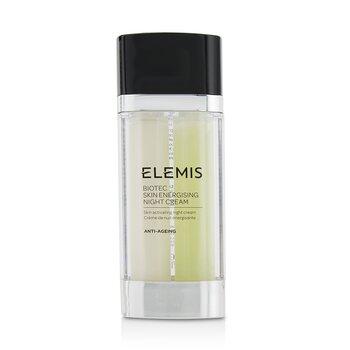 ElemisBIOTEC Skin Energising Night Cream 30ml 1oz