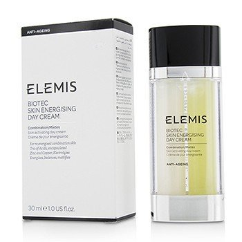 ElemisBIOTEC Skin Energising Day Cream Combination 30ml 1oz
