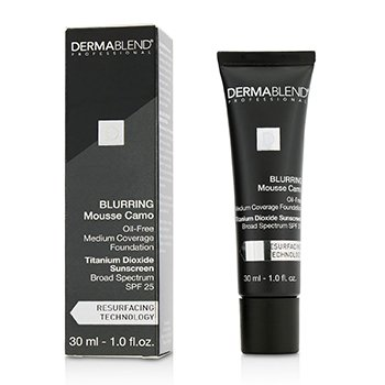 Blurring Mousee Camo Основа без Масел SPF 25 (Среднее Покрытие) - #40W Sahara 30ml/1oz