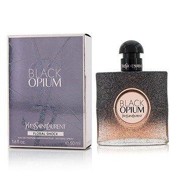 Купить Black Opium Floral Shock Парфюмированная Вода Спрей 50ml/1.6oz, Yves Saint Laurent