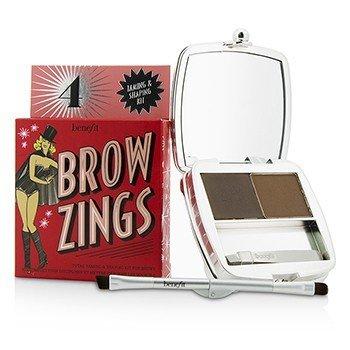 Купить Brow Zings (Моделирующий Набор для Бровей) - #4 (Medium) 4.35g/0.15oz, Benefit