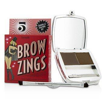 Купить Brow Zings (Моделирующий Набор для Бровей) - #5 (Deep) 4.35g/0.15oz, Benefit