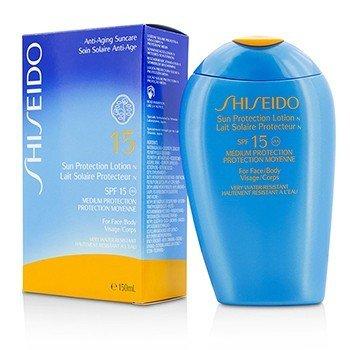 Купить Солнцезащитный Лосьон N SPF15 (для Лица и Тела) 150ml/5oz, Shiseido