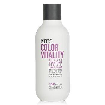 Купить Color Vitality Blonde Кондиционер (Восстанавливающий, против Желтизны) 250ml/8.5oz, KMS California