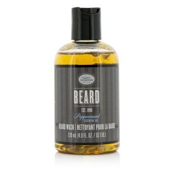 Купить Средство для Мытья Бороды - Эфирное Масло Мяты 120ml/4oz, The Art Of Shaving