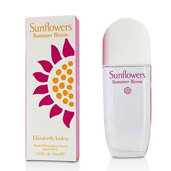 Elizabeth Arden Sunflowers Summer Bloom Eau De Toilette Spray 100ml/3.3oz