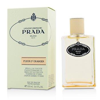 Купить Les Infusions De Fleur D'Oranger Парфюмированная Вода Спрей 100ml/3.4oz, Prada