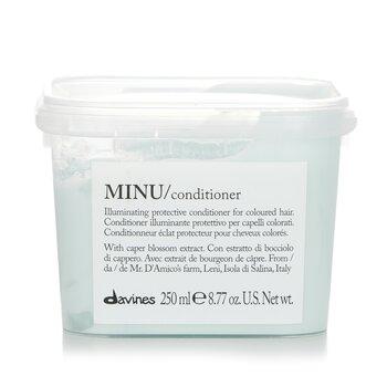 Купить Minu Conditioner Защитный Кондиционер для Блеска Волос (для Окрашенных Волос) 250ml/8.45oz, Davines