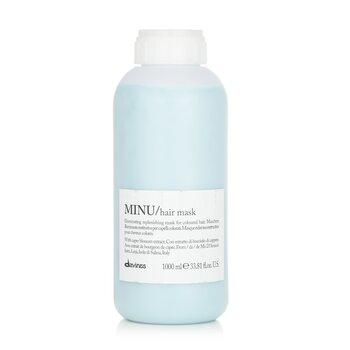 Купить Minu Восстанавливающая Маска для Блеска (для Окрашенных Волос) 1000ml/33.8oz, Davines