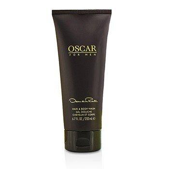 Oscar Hair & Body Wash Gel (Unboxed) Oscar De La Renta Oscar Hair & Body Wash Gel (Unboxed) 200ml/6.7oz 21078040703