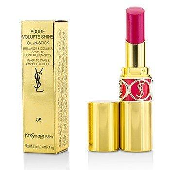 Купить Rouge Volupte Shine Губная Помада - # 59 Fuchsia Jumpsuit 4.5g/0.15oz, Yves Saint Laurent