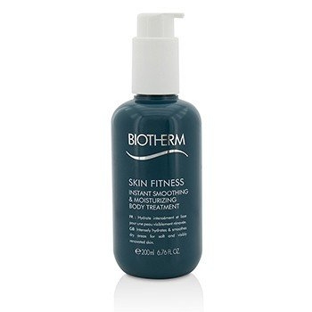 Купить Skin Fitness Разглаживающее и Увлажняющее Средство для Тела 200ml/6.76oz, Biotherm