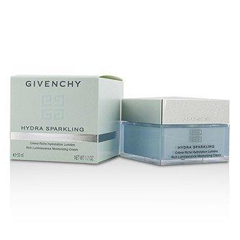 Купить Hydra Sparkling Насыщенный Увлажняющий Крем для Сияния Кожи - для Сухой Кожи 50ml/1.7oz, Givenchy
