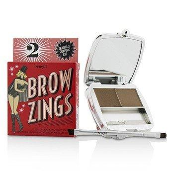 Купить Brow Zings (Моделирующий Набор для Бровей) - #2 (Light) 4.35g/0.15oz, Benefit