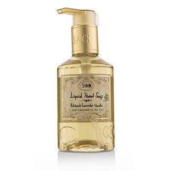 Купить Жидкое Мыло для Рук - Patchouli Lavender Vanilla 200ml/7oz, Sabon