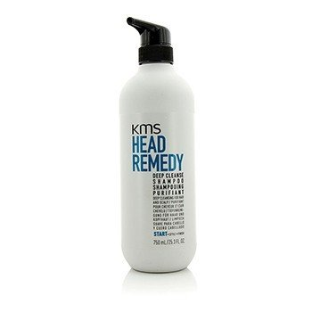 KMS California Head Remedy Deep Cleanse Shampoo (Deep Cleansing For Hair and Scalp) 750ml/25.3oz 21180510144