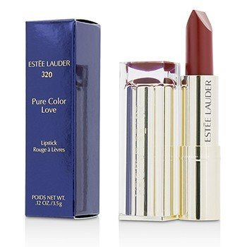 Купить Pure Color Love Lipstick - #320 Burning Love 3.5g/0.12oz, Estee Lauder