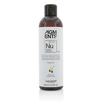 AlfaParf Pigments Nutritive Shampoo (For Dry Hair) 200ml/6.76oz
