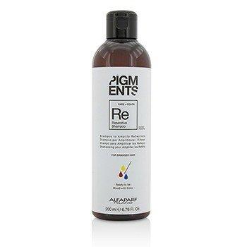 Pigments Восстанавливающий Шампунь (для Поврежденных Волос) 200ml/6.76oz фото