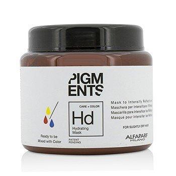 Pigments Увлажняющая Маска (для Слегка Сухих Волос) 200ml/6.76oz