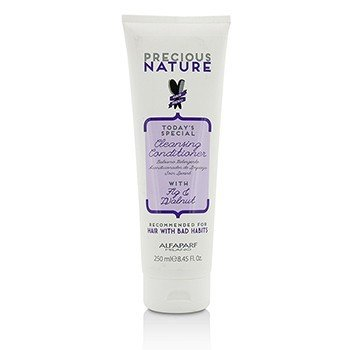 Купить Precious Nature Today's Special Очищающий Кондиционер (для Волос с Вредными Привычками) 250ml/8.45oz, AlfaParf