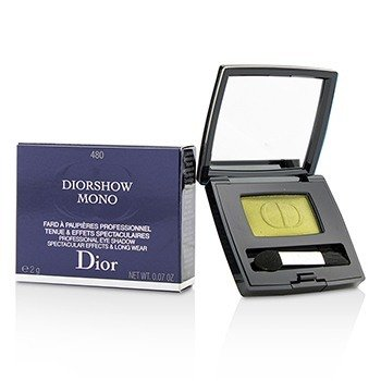 Купить Diorshow Mono Professional Spectacular Effects & Long Wear Тени для Век - # 480 Nature 2g/0.07oz, Christian Dior