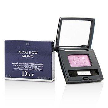 Купить Diorshow Mono Professional Spectacular Effects & Long Wear Тени для Век - # 848 Focus 2g/0.07oz, Christian Dior